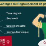 Surendettement et regroupement de prêts